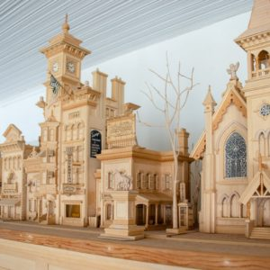 Featured Highlight Architectural Model