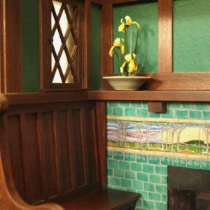 Featured Highlight Fireplace